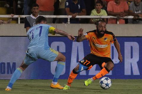 Nhan dinh APOEL Nicosia vs Astana 00h00 ngay 1609 (Europa League 201617) hinh anh