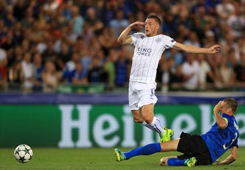 Club Brugge 0-3 Leicester Man ra quan tung bung cua tan binh DKVD Premier League hinh anh 2