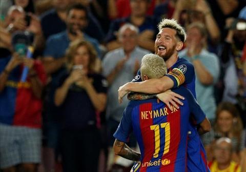 Huy diet Celtic, Neymar vi minh voi Messi sanh ngang Sieu Xayda hinh anh 2