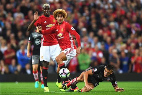 Paul Pogba Con dau dau ve chien thuat cua Jose Mourinho hinh anh