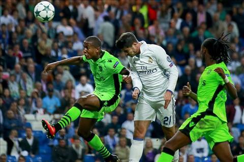 Nguoi hung Morata noi gi sau khi giup Real vuot qua Sporting hinh anh 2