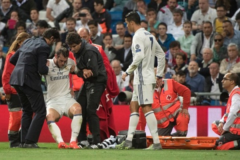 Real mat ca Ronaldo va Bale trong cuoc doi dau Espanyol hinh anh
