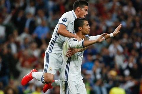 Vuot Del Piero, Ronaldo tro thanh vua sut phat tai Champions League hinh anh