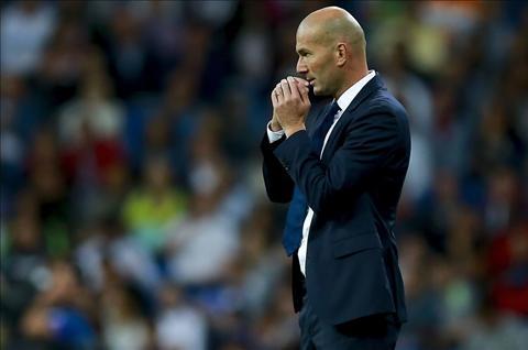 Zidane hai long voi tinh than chien dau cua Real truoc Sporting hinh anh 2