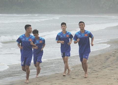 U16 Viet Nam vs U16 Nhat Ban (21h30 169) Khong ngan a quan hinh anh 2