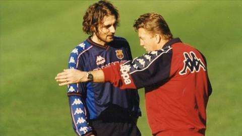 Bi Van Gaal tra tan, cuu sao Barca… gia vo khoc hinh anh