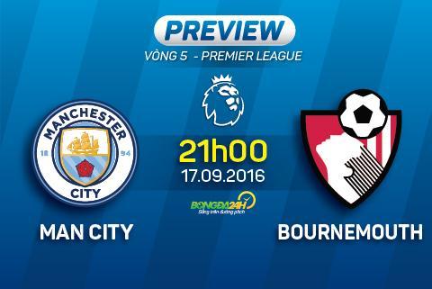 Man City vs Bournemouth (21h ngay 179) Tiep da huy diet hinh anh