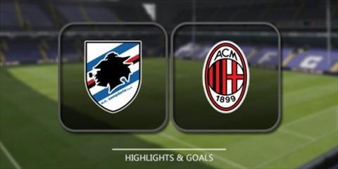 Nhan dinh Sampdoria vs AC Milan 01h45 ngay 179 (Serie A 201617) hinh anh