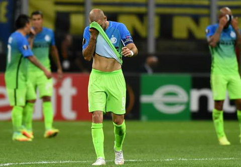 Inter Milan, Roma va Bilbao dong loat ra quan that bat o Europa League 201617 hinh anh