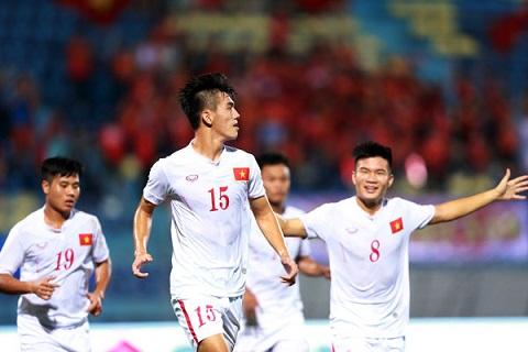 U19 Viet Nam Van la mot mo bong bong hinh anh