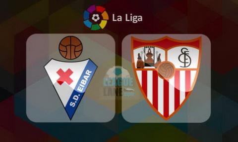 Nhan dinh Eibar vs Sevilla 23h30 ngay 1709 (La Liga 201617) hinh anh