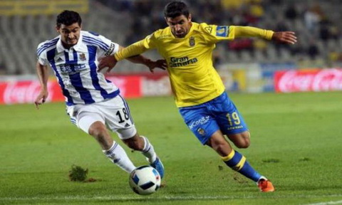 Nhan dinh Las Palmas vs Malaga 01h45 ngay 1809 (La Liga 201617) hinh anh