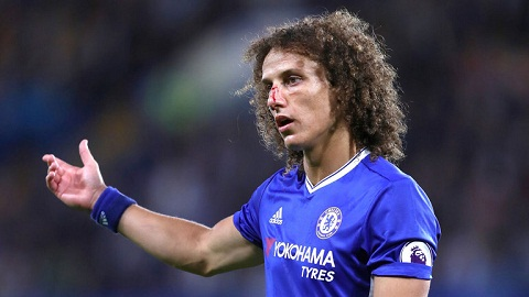 David Luiz kho co the da chinh tai Chelsea hinh anh