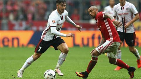 Tong hop Bayern Munich 3-1 Ingolstadt (Vong 3 Bundesliga 201617) hinh anh