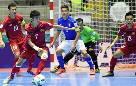 Futsal Viet Nam quyet tien xa hon o World Cup 2016 hinh anh