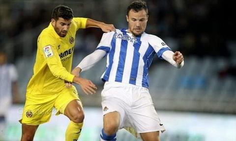 Nhan dinh Villarreal vs Sociedad 23h30 ngay 189 (La Liga 201617) hinh anh