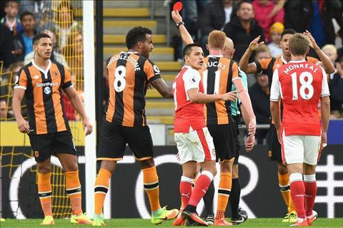Hull 1-4 Arsenal Nhung khoang lang sau mot chien thang dam hinh anh 2