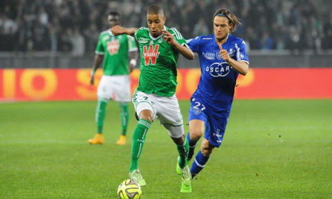 Nhan dinh StEtienne vs Bastia 22h00 ngay 189 (Ligue 1 201617) hinh anh