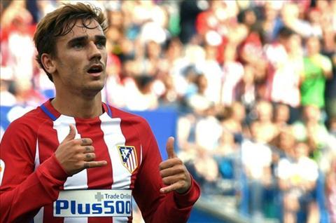 CLB Atletico Madrid thong tri giai thuong La Liga 201516 hinh anh