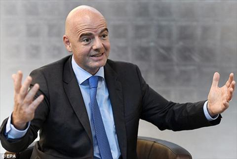 FIFA muon bien Club World Cup thanh sieu giai dau hinh anh