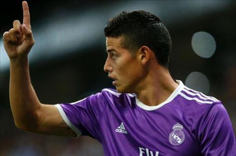 Chi 85 trieu euro, Inter khong the mua tien ve James Rodriguez hinh anh 2