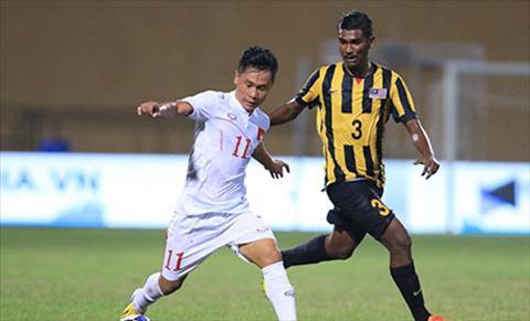 Tong hop U19 Viet Nam 3-1 U19 Malaysia (Giai U19 Dong Nam A 2016) hinh anh