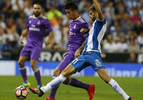Video clip ban thang Espanyol vs 0-2 Real Madrid La Liga 201617 hinh anh