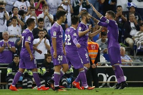 Diem tin Bongda24h sang 199 Real Madrid lap thanh tich hiem co hinh anh