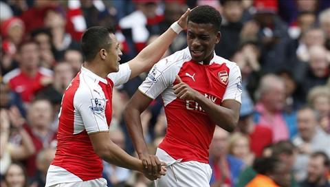 Sao tre Arsenal Alexis khang khang doi lai ban thang cua toi hinh anh