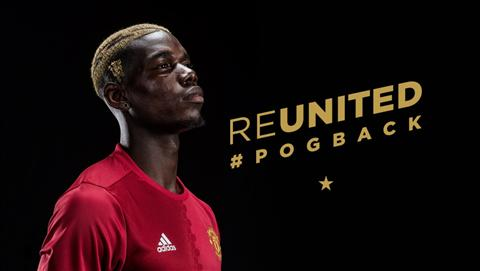 M.U dang thanh cong voi Pogba neu xet tu goc do marketing.