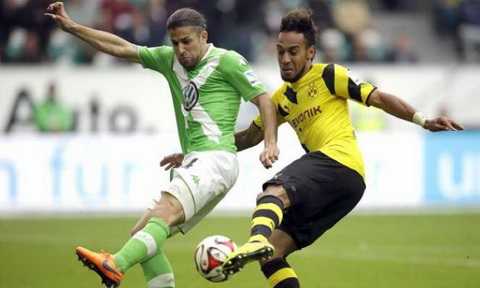 Nhan dinh Wolfsburg vs Dortmund 01h00 ngay 219 (Bundesliga 201617) hinh anh