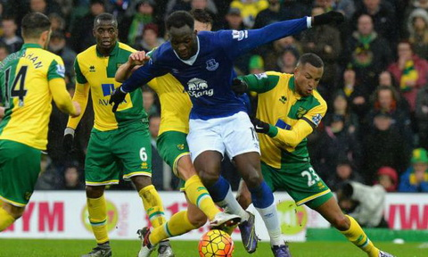 Nhan dinh Everton vs Norwich 01h45 ngay 219 (Cup Lien doan Anh 201617) hinh anh