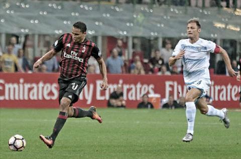 Tong hop AC Milan 2-0 Lazio (Vong 5 Serie A 201617) hinh anh