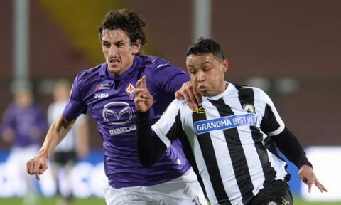 Nhan dinh Udinese vs Fiorentina 1h45 ngay 2209 (Serie A 201617) hinh anh