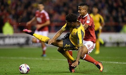 Thay gi sau tran Nottingham Forest 0-4 Arsenal hinh anh 4