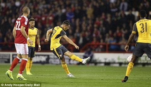 Thay gi sau tran Nottingham Forest 0-4 Arsenal hinh anh