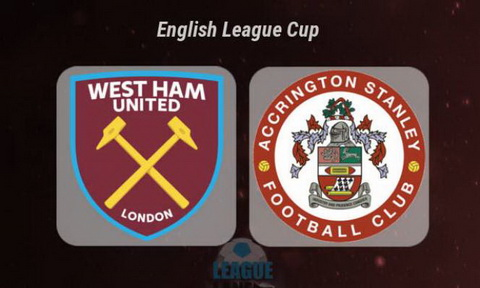 Nhan dinh West Ham vs Accrington 01h45 ngay 229 (Cup Lien doan Anh 201617) hinh anh
