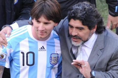Messi hien tai la Maradona cua 30 nam truoc hinh anh