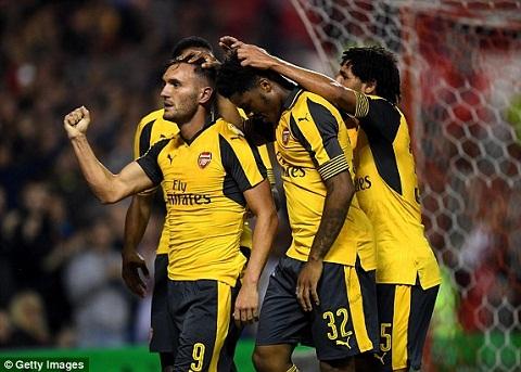 Thay gi sau tran Nottingham Forest 0-4 Arsenal hinh anh 3
