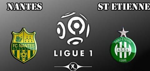 Kết quả hình ảnh cho St Etienne vs Nantes