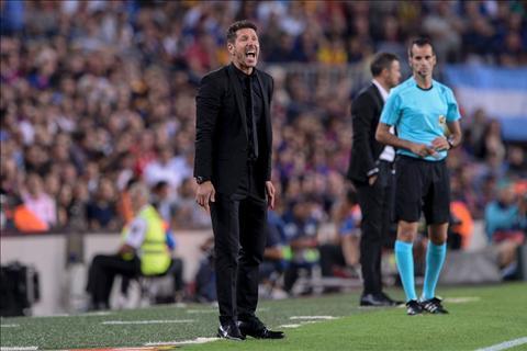 HLV Diego Simeone phu nhan tin don muon chuyen toi Premier League hinh anh