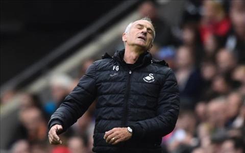 Huyen thoai Ryan Giggs chuan bi dan dat Swansea hinh anh