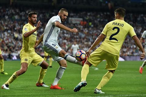 Real 1-1 Villarreal Mat trai cua tap the trong tinh cam hinh anh 2