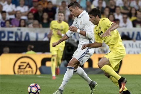 Zidane that vong voi cac hoc tro sau tran hoa Villarreal hinh anh