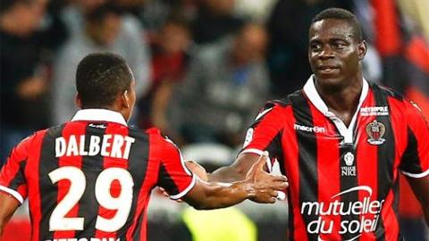 Vong 6 Ligue 1 201617 Super Mario giup Nice de bep Monaco hinh anh
