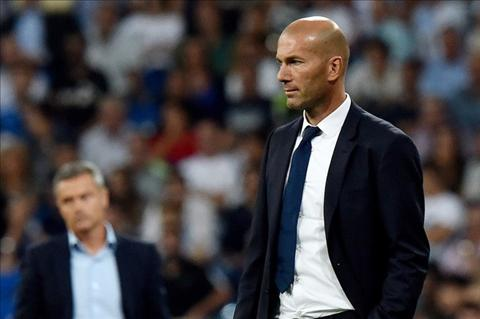 Zidane that vong voi cac hoc tro sau tran hoa Villarreal hinh anh 2
