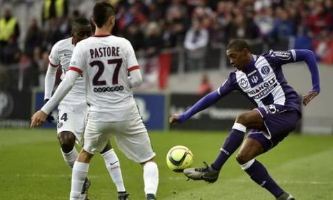 Nhan dinh Toulouse vs PSG 01h45 ngay 2409 (Ligue 1 201617) hinh anh