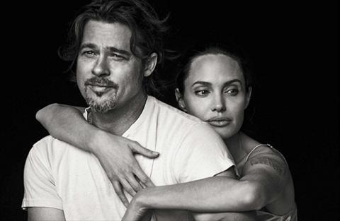 Brad Pitt va Angelina Jolie se the nao neu so huu mot doi bong hinh anh