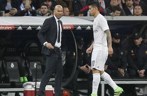 James Rodriguez vaMcmanaman Nhung nan nhan cua Real Madrid hinh anh 5