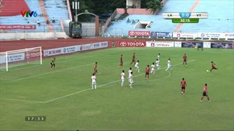 Tong hop Long An 1-0 Viettel (Play-off V-League 2017) hinh anh